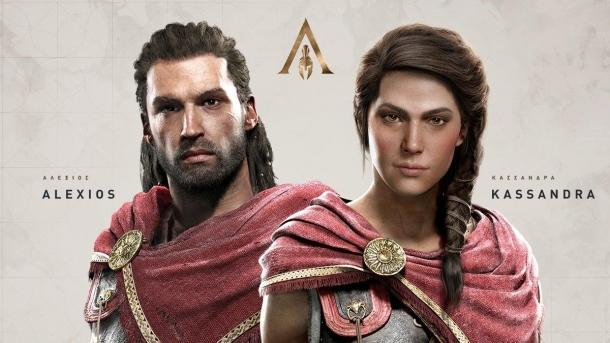 Дебютный геймплей и детали Assassin's Creed: Odyssey Assassin's Creed: Odyssey