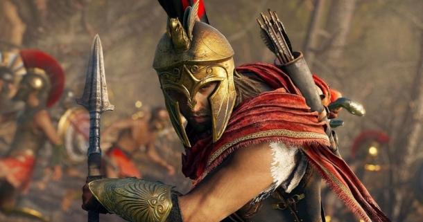 Два новых ролика Assassin's Creed: Odyssey Assassin's Creed: Odyssey